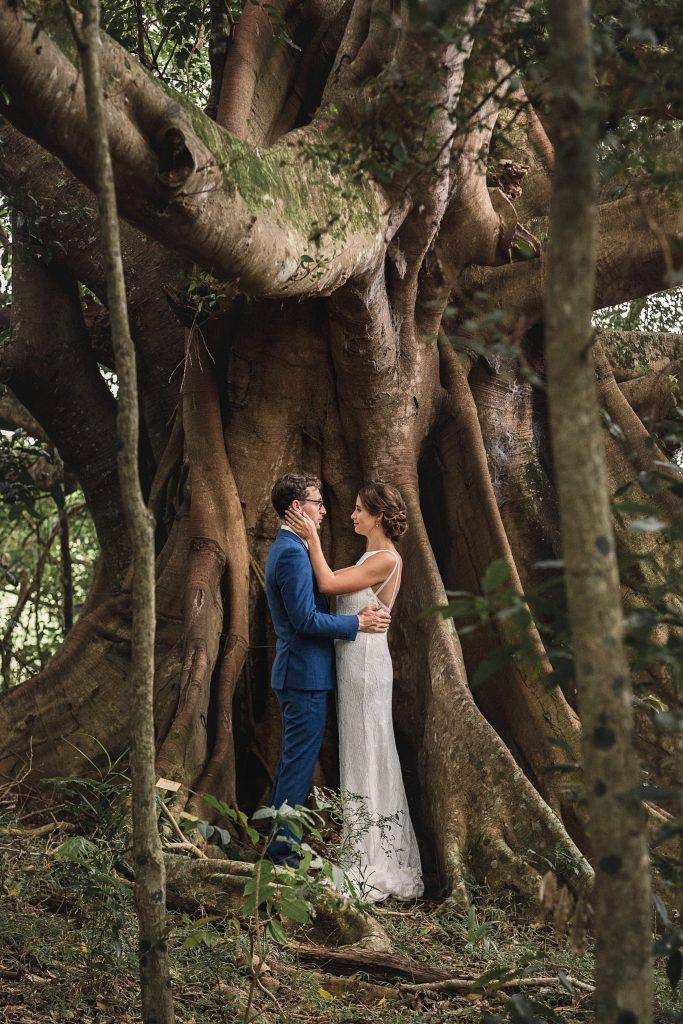 Alstonville Country Cottages Wedding