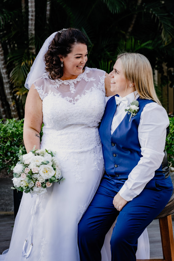 Chloe & Jen's Gold Coast Wedding